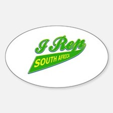 I rep South Africa Decal