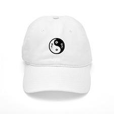 Dragon Ying Yang Cap