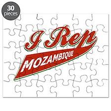 I rep Mozambique Puzzle