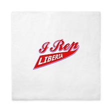 I rep Liberia Queen Duvet