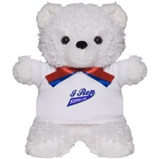 I rep Sierra Leone Teddy Bear
