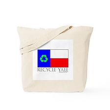 Recycle Ya'll Tote Bag
