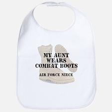 AF Niece Aunt wears DCB Bib