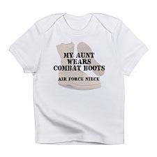 AF Niece Aunt wears DCB Infant T-Shirt