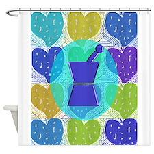 pharmd 1 Shower Curtain