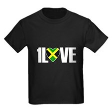 1LOVE JAMAICA T-Shirt