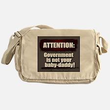 Baby-Daddy Messenger Bag