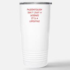 PALEONTOLOGY Travel Mug
