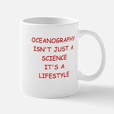 oceanography Mug