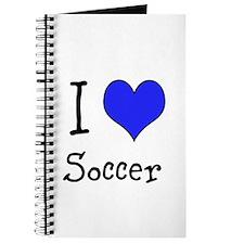 I (heart) Soccer Journal