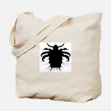 Support Pubic Lice Tote Bag