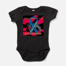 EDS Awareness Baby Bodysuit