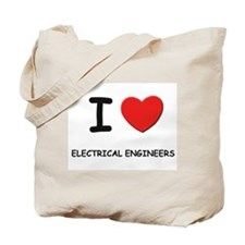 I love electrical engineers Tote Bag