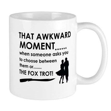 Fox Trot sports designs Mug