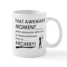 Archery sports designs Mug