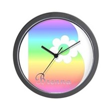 Brenna Wall Clock