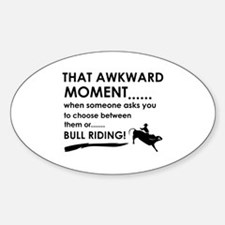 Bull Riding sports designs Decal