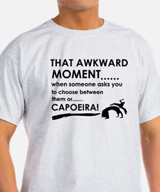 Capoeira sports designs T-Shirt