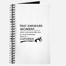 Capoeira sports designs Journal