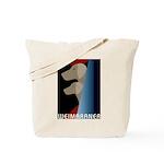 Weimaraner Bauhaus Geo Tote Bag