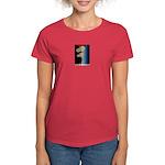 Weimaraner Bauhaus Geo  Women's Dark T-Shirt