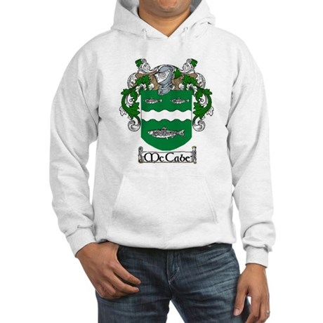 McCabe Coat of Arms Hooded Sweatshirt