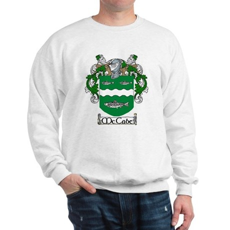 McCabe Coat of Arms Sweatshirt