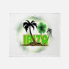 ibiza Throw Blanket