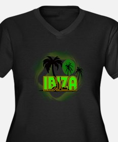 ibiza Plus Size T-Shirt