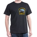South Dakota Prison Dark T-Shirt