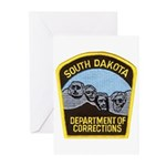 South Dakota Prison Greeting Cards (Pk of 10)