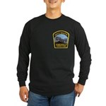 South Dakota Prison Long Sleeve Dark T-Shirt