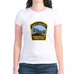South Dakota Prison Jr. Ringer T-Shirt