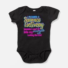 Cute Preggo Baby Bodysuit