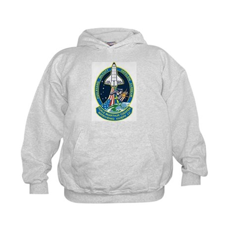 First 116 Patch Kids Hoodie