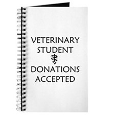 Vet Student Donations Accepted Journal