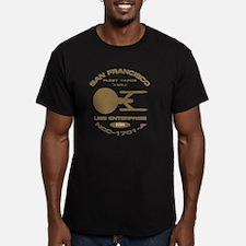 Enterprise-A Fleet Yards T-Shirt