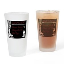 Master's Toys - BDSM Design Drinking Glass