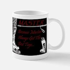 Master's Toys - BDSM Design Mug