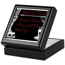 Master's Toys - BDSM Design Keepsake Box