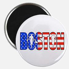Boston patriot Magnet