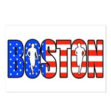 Boston patriot Postcards (Package of 8)