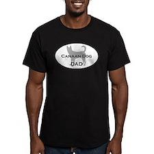 Canaan Dog DAD T-Shirt