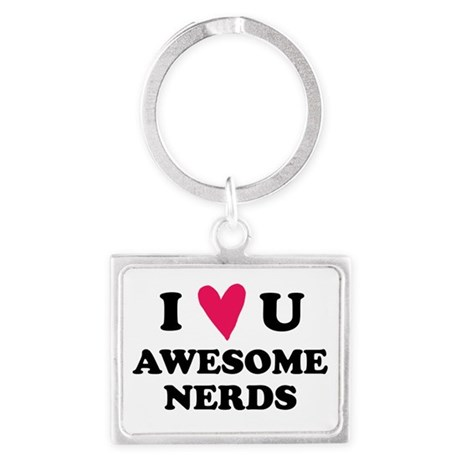 Pitch Perfect Awesome Nerds Keychains