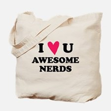 Pitch Perfect Awesome Nerds Tote Bag
