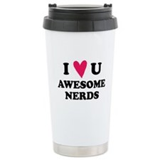 Pitch Perfect Awesome Nerds Travel Mug