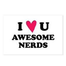 Pitch Perfect Awesome Nerds Postcards (Package of