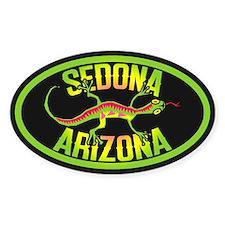 Sedona Gecko Oval