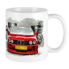 BMW E30 M3 by Aleczandra Lee© Mug