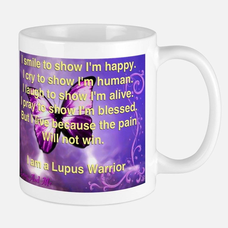 Lupus Warrior Mug